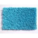 Искусственная трава голубая
