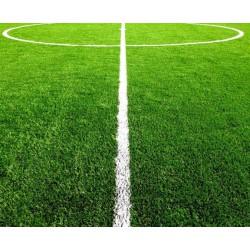 Искусственный газон для футбола Stadio M4012W белая