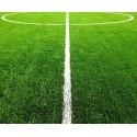 Искусственный газон для футбола Stadio M40W белый
