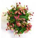 Корзина с цветами sm