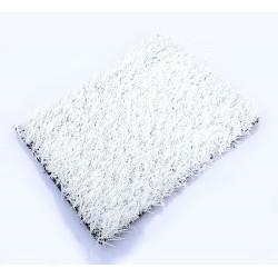 Искусственная трава для разметки белая 40 мм.