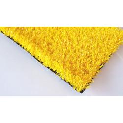 Искусственная трава Деко-20 желтая