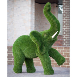Топиари Слоненок