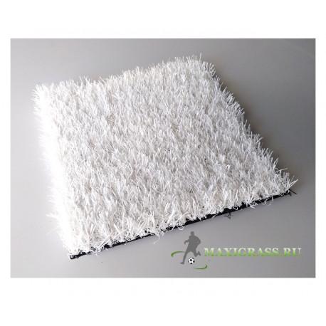 Искусственная трава Деко 20 белая