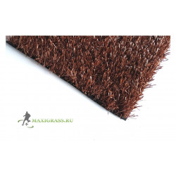 Искусственная трава Деко 20 коричневая